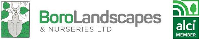 boro landscapes logo